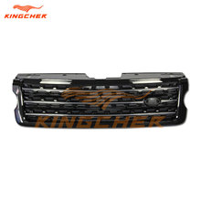 High quality Black color OEM front grille mesh Vent grill Suitable for Land Rover Range Rover Vogue 2013 2014  2015
