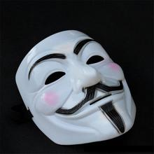 Hot Selling 1PCS Party Masks V for Vendetta Mask Anonymous Guy Fawkes Fancy Dress Adult Costume High quality Party Cosplay Masks