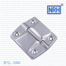 NRH8305 Box hinge Support hinge Positioning hinge Chrome plated iron