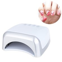 New Arrival Professional 60W UV / LED Dual Purpose High Power Manicure Tool LED Phototherapy Nail Gel Lamp Nail Dryer