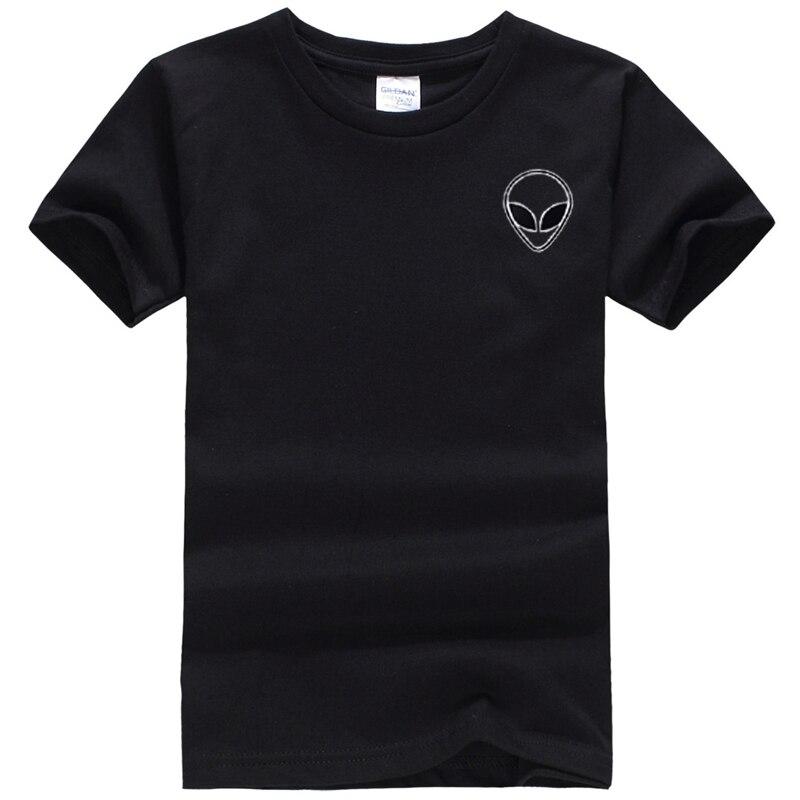19 couleur S-XL Plaine T Shirt Femmes Coton Élastique De Base Chemises Casual Tops À Manches Courtes Harajuku Alien T-shirt Femme Vêtements 27