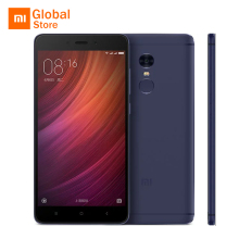 "Original Xiaomi Redmi Note 4 Pro Prime 3GB RAM 64GB ROM Mobile Phone MTK Helio X20 Deca Core 5.5"" FHD 4100mAh 13MP Camera"