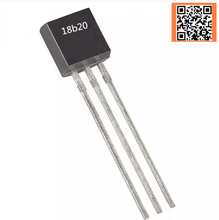 10pcs/lot New and original for DS18B20 SENSOR TEMPERATURE 1-WIRE TO92-3 18B20 DS18B20+