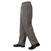 Hot Sale Striped Kitchen Pants Chef Trouser Chef Pants Comfortable Food Service Pants Men Women Work Wear