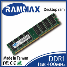 1GB kit (1GBx2) DDR PC3200 DESKTOP Ram Memory Modules (184-pin LO-DIMM 400MHz) high compatible with all brand motherboards of PC