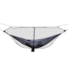 Hammock Mosquito-Net Mesh Easy-Setup Lightweight Outdoor Double Compact Bug Insect Fits