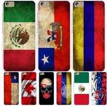 slovak mexico canada chile colombia flag Cover phone Case for Xiaomi M Mi 3 4 5 5S Mi4 Mi3 Mi4 4S 4I 4C Mi5 NOTE MAX