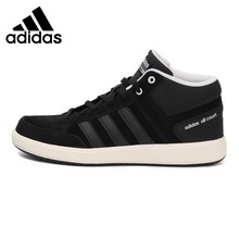 Original New Arrival 2017 Adidas CF ALL COURT MID Men's Tennis Shoes Sneakers(China)