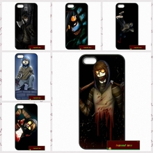 Cool Creepypasta Ticci Toby Phone Cases Cover For iPhone 4 4S 5 5S 5C SE 6 6S 7 Plus 4.7 5.5   UJ0450