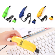 High Quality Mini Turbo USB Vacuum Cleaner for Laptop PC Computer Keyboard Gift(China)