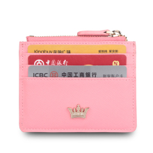 2017 Sale Passport Holder Card Exclusive Custom Mini Pickup Bag Ladies Crown Really Credit Bus Thin Female Set Of South Korea