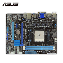 Asus A85XM-A Original Used Desktop Motherboard A85X Socket FM2 DDR3 32G SATA3 USB3.0 Micro ATX(China)