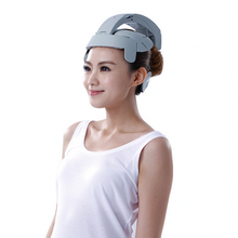 Head Vibration Massage Easy-brain Massager Electric Head Massage & Relax Brain Acupuncture Points Stress Release Machine EU Plug(China)