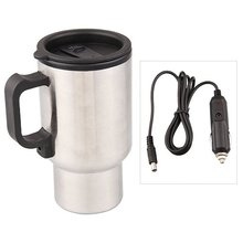 AUTO 12V Thermo Cup Electric Heater for Coffee Coffee Maker Car Travel(China)