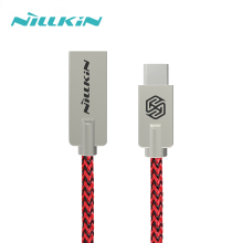 Cellphone usb to type-c cable for xiaomi 5 and meizupro5,htc m10,huawei and macbook,with special shape and three colors.
