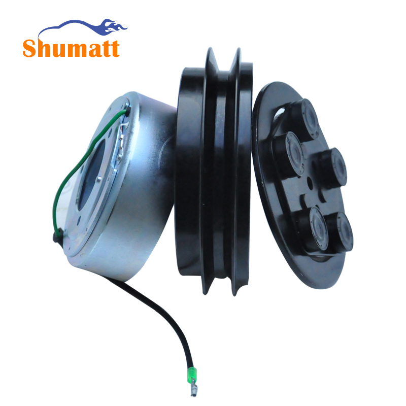 Auto Bus AC Airconditioning Compressor Clutch Spare Parts for DENSO 10P30B/ 30C/ DKS32 2PK ACP111<br><br>Aliexpress