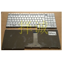 FOR Toshiba Satellite A500 P200 P300 L350 L355 L500 L505 X500 X300 A505 A505D F501 L535 P205 P505 RU laptop keyboard