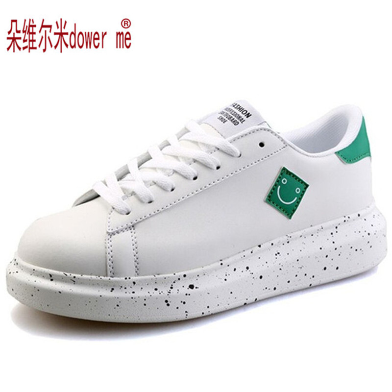 New 2017 Men Casual Shoes Spring Autumn Platform Fashion Mens Shoes Outdoor Walking Flats Couple Shoes-Unisex Style<br><br>Aliexpress