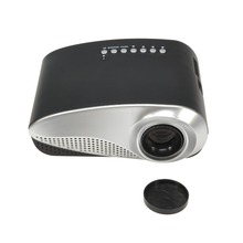 New Mini Home Cinema LCD Projector LED Theater PC Laptop Multimedia Player TV HDMI High quality
