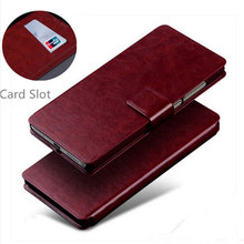 Luxury Wallet Leather Case For Lenovo K6 K 6 K6Power K6 Power 5.0'' cover case High quality shockproof Cell Phone bag cases(China)