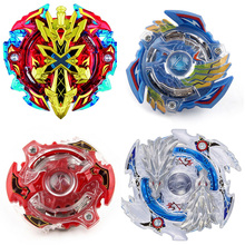Top Beyblade original Burst with launcher Starter Xeno Excalibur.M.I Starter Zillion Zeus I.W B-48 B-66 beyblade Toys for sale(China)