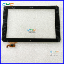 Free Shipping 1pcs Capacitive touch panel Digitizer Sensor Replacement E-C100016-02 Touch Screen 10.1 inch Multitouch Panel PC(China)
