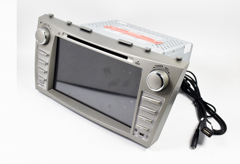 toyota camry v40 android 6 car dvd radio gps (5)