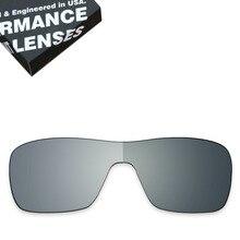 850090e235 ToughAsNails Polarized Replacement Lenses for Oakley Turbine Rotor  Sunglasses