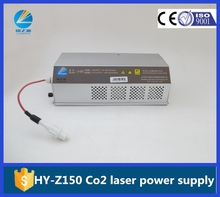 150W CO2 laser power supply for 150W laser cutting machine and laser tube with good quality(China)