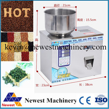 1-20g tea Packaging machine grain filling machine medlar powder automatic salt weighing machine powder seedfiller