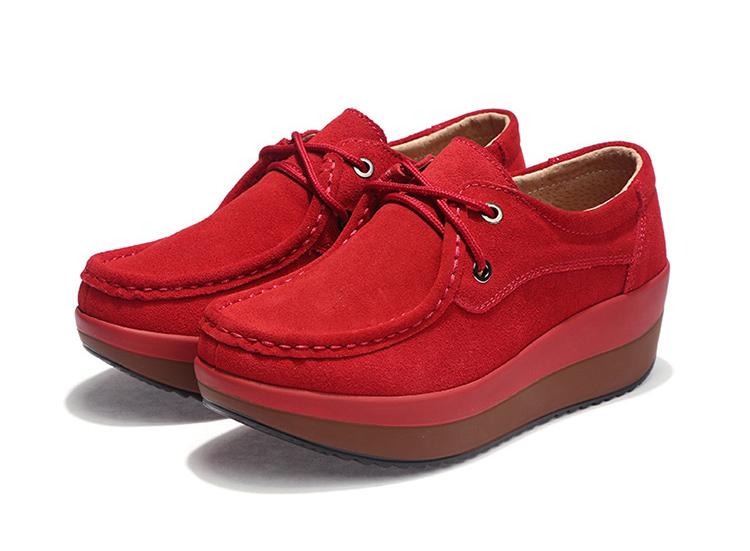 HX 3213-2 (17) 2017 Autumn Winter Women Shoes Flats