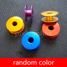 1pc K931b Out Diameter 21mm Anodizing Aluminum Process Bobbin Coil Winder DIY Model Making Free Shipping Russia