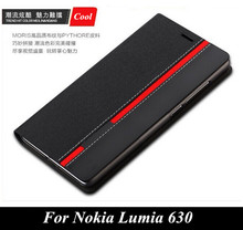 Luxury wallet bag stand Mixed colors Top PYTHORE Leather case For Nokia Lumia 630 635 fashion Phone cover N630 with card slot