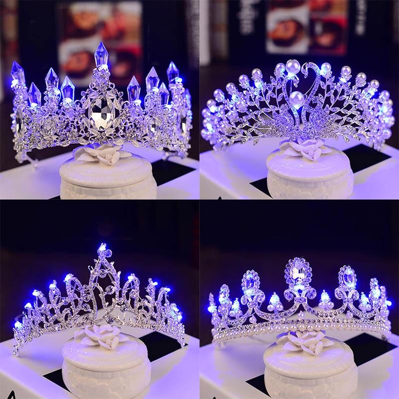0 Led Crown