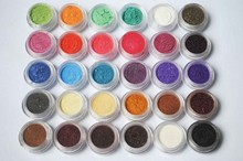 30 Colors Eye Shadow Powder Pigment Colorful Mineral Eyeshadow Makeup 30 Colors -5