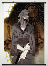 Wall Scroll Poster Fabric Painting For Anime Gangsta Worick Arcangelo 008