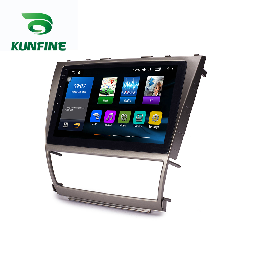 Android Car DVD GPS Navigation Multimedia Player Car Stereo For Toyota Camry 2007-2011 Radio Head unit (10)