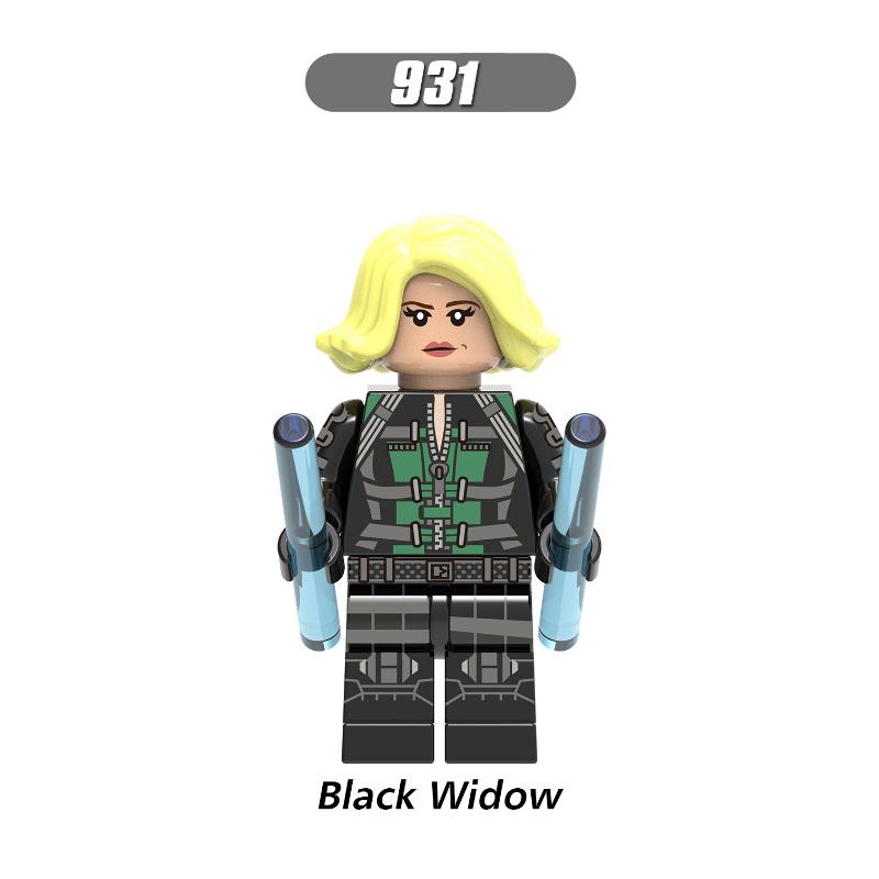 XH931-Black Widow