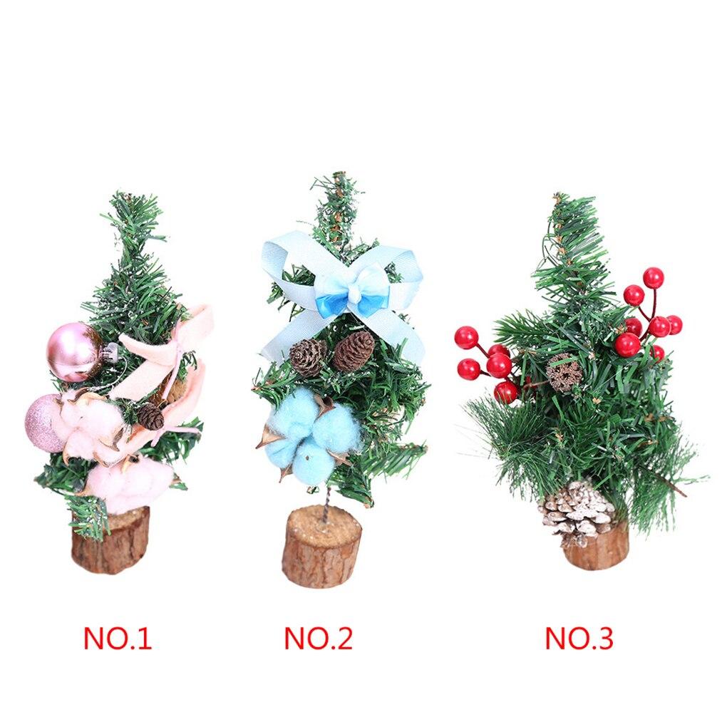 2018 Christmas Tree Hanging Pine Cones Wood Pinecone Balls Home ...
