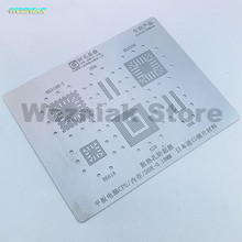 Wozniak High-quality for Tablet PC CPU Memory Tin plant Steel net A20 RK618 RK3288 RK3188 T DDR(China)