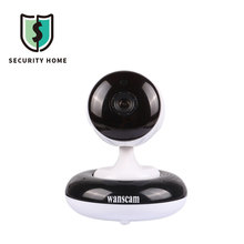 Security IP Camera WANSCAM HW0049 720P HD Mini WiFi Camera 1.0MP Night Vision Waterproof IR-cuts Surveillance Camera For Home
