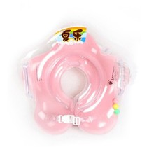 2017 Neck Float Baby Accessories Swim Neck Ring Baby Safety Swimming Infant Circle For Bathing Inflatable