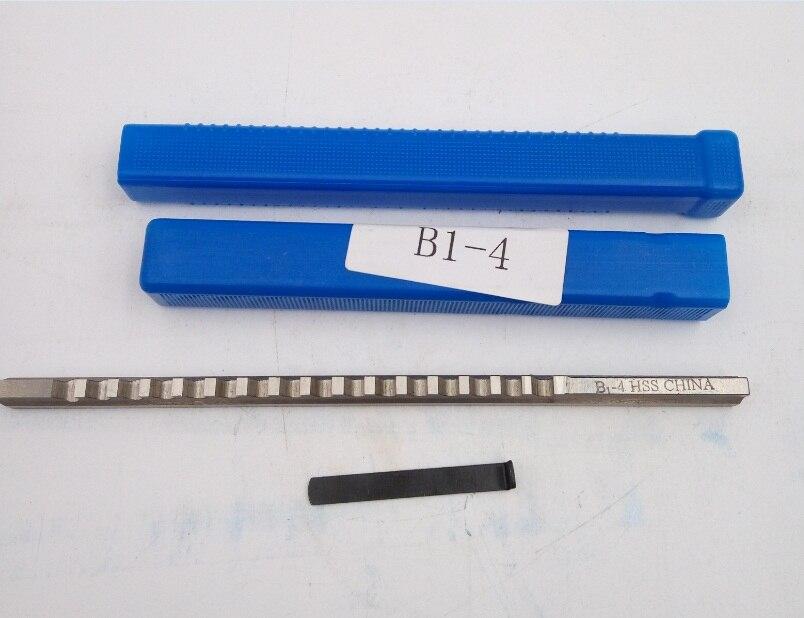 2pcs 4mm HSS B1 Push-Type Keyway Broach Metric Size HSS Cutting Tool for CNC Machine New<br><br>Aliexpress