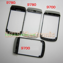 Original Front Frame Housing Case Cover Faceplate For Blackberry bold 9700 9780+Tracking