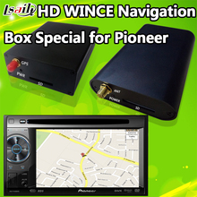 HD 800*480 Pioneer WINCE Navigation Box Special for Pioneer Brand DVD Player(China)