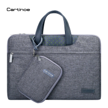 2017 Fashion Cartinoe 11 12 13 14 15.6 inch Laptop Bag Case Computer Sleeve Briefcase Men Women Handbag for Macbook Air Pro Case(China)