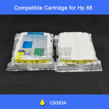 Compatible ink cartridge for HP88 C9393A High-quality ink cartridges office pro K550 L7580 k8600(China)