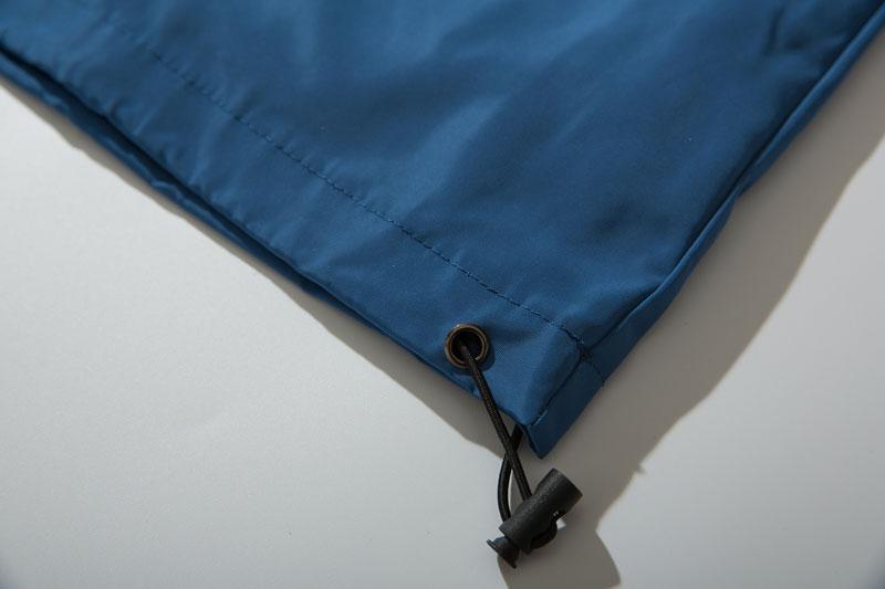 Color Block Patchwork Half Zipper Pullover Jackets 11