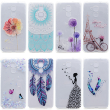 clear soft tpu phone case For Huawei Honor 5C GT3 Honor 7 Lite Honor5C Honor7 Lite Ultra-thin back cover DIY Print