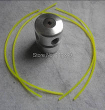 4 PRE-CUT LINES ALUMINUM GRASS TRIMMER HEAD FOR ALL MOST TRIMMERS FREE POSTAGE CHEAP STRIMMER BRUSHCUTTER HEAD(China)